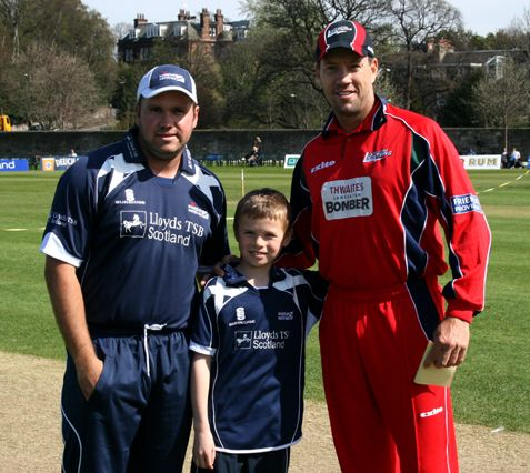 Christian with Ryan Watson and Stuart Law