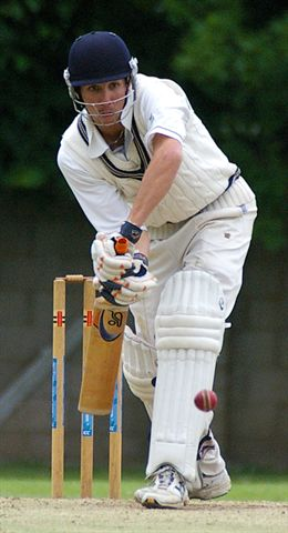 Tom batting
