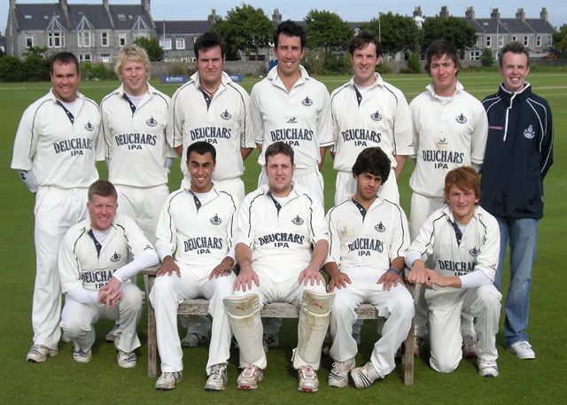 Forfarshire team photo